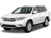 Toyota Highlander (2011-2013)