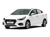 Hyundai Accent/Solaris (2018-Present)
