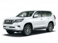 Toyota Land Cruiser Prado 150 (2017-2018)