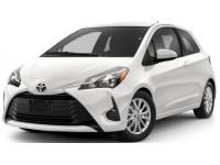 Toyota Yaris (2018-Present)