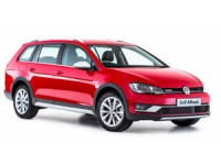 Volkswagen Golf Alltrack (2015-)