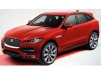 Jaguar F-Pace (2016-Present)