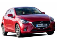 Mazda 2 (2015-Present)