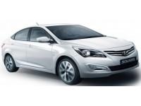 Hyundai Accent/Solaris (2016-Present)