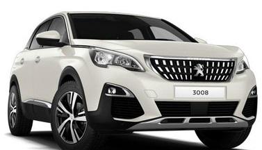 Peugeot 3008 (2018-Present))