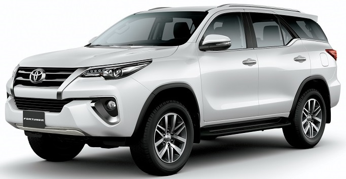 Toyota Fortuner (2018-Present)