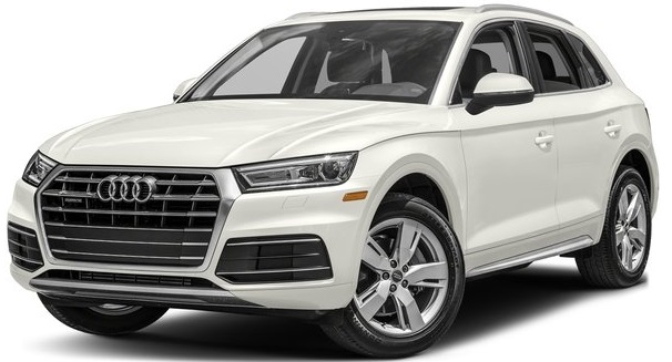 Audi Q5 (2018-Present)