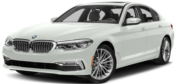 BMW 5 Series (2018-Present)
