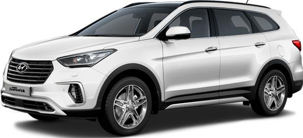 Hyundai Grand Santa Fe (2018-Present)