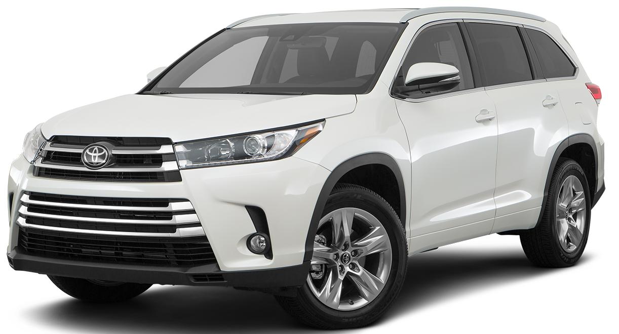 Toyota Highlander (2018-Present)
