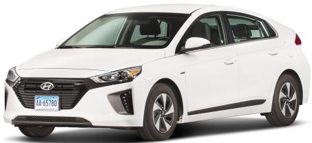Hyundai Ioniq (2018-Present)