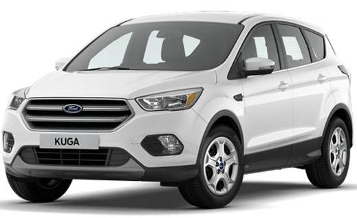 Ford KUGA (2018-Present)