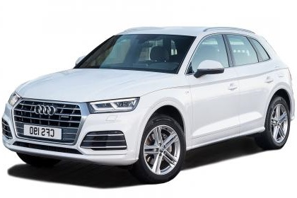 Audi Q5 S-Line (2018-Present)